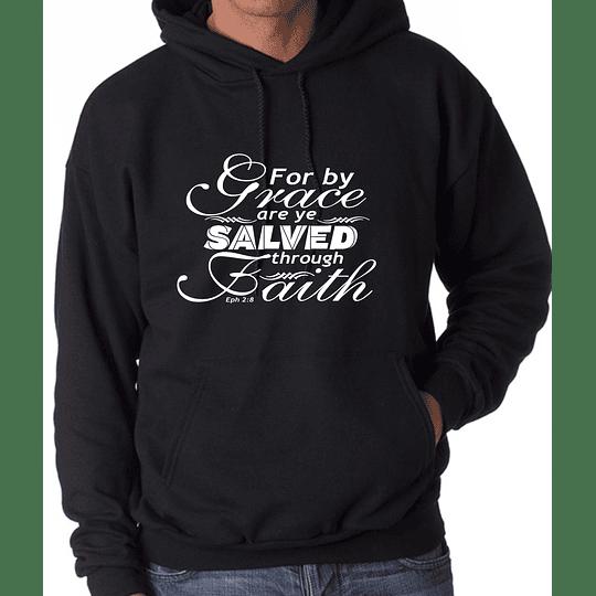 Sweat com capuz | Grace Faith