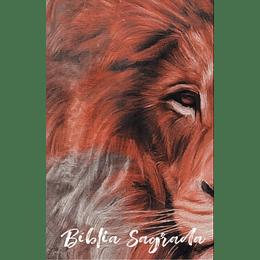 """Bíblia Sagrada ACF Capa dura slim """"Leão"""""""