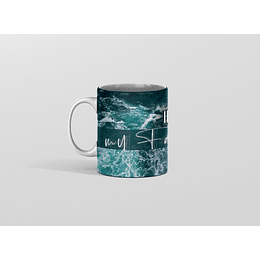 Caneca | In Oceans deep my faith will stand