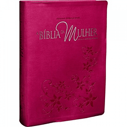 BÍBLIA DA MULHER GD - ROSA