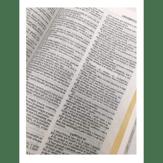 BÍBLIA ACF - CAPA FLORES