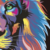 Bíblia NVT Letra Grande: Capa Soft Touch - Lion Color