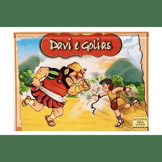 Davi e Golias - Série Histórias da Bíblia em Pop-Up