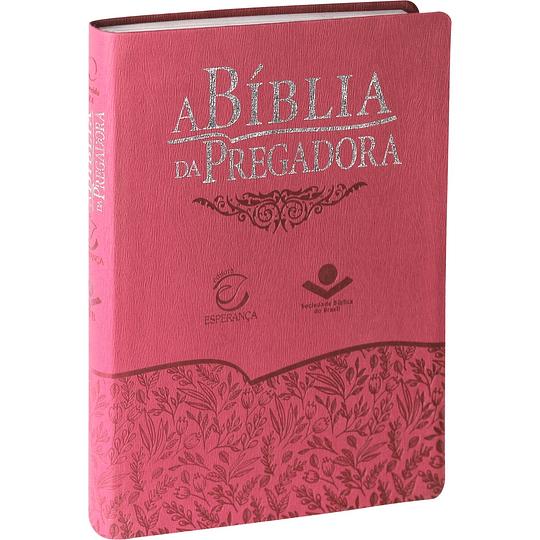 BÍBLIA DE ESTUDO DA PREGADORA