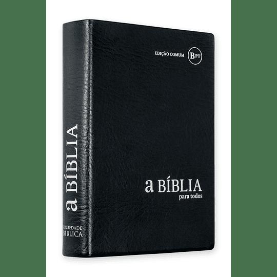 Bíblia para Todos BPTc52 Preta