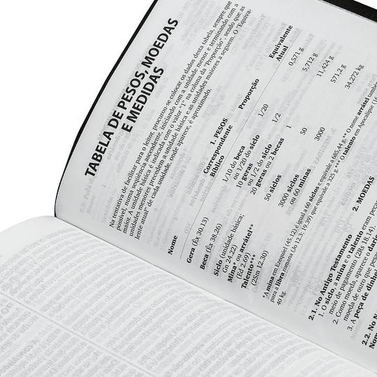 Bíblia Sagrada Letra Gigante com letras vermelhas