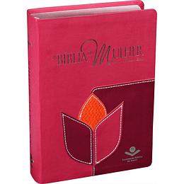 Bíblia da Mulher, tamanho médio
