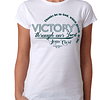 T-SHIRT | Victory Though our Lord