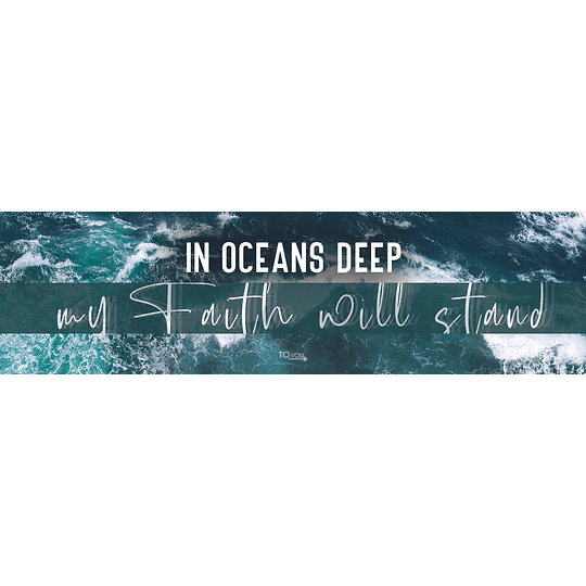 Marca Página In Oceans Deep