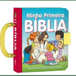 Minha Primeira Bíblia – Eternas Histórias Bíblicas Para Crianças