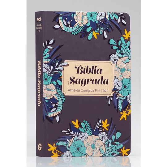 Bíblia Sagrada acf Jardim