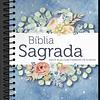 Bíblia Sagrada Anote Plus Espiral Pontos de luz