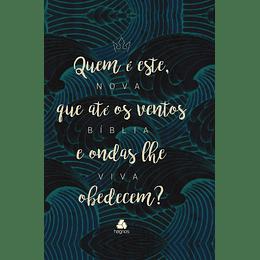 """Nova Bíblia Viva Capa dura """"Ondas"""""""