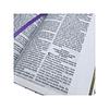 Bíblia Sagrada Floral Branca | ARC | Letra Gigante | Capa Dura Semi-Luxo