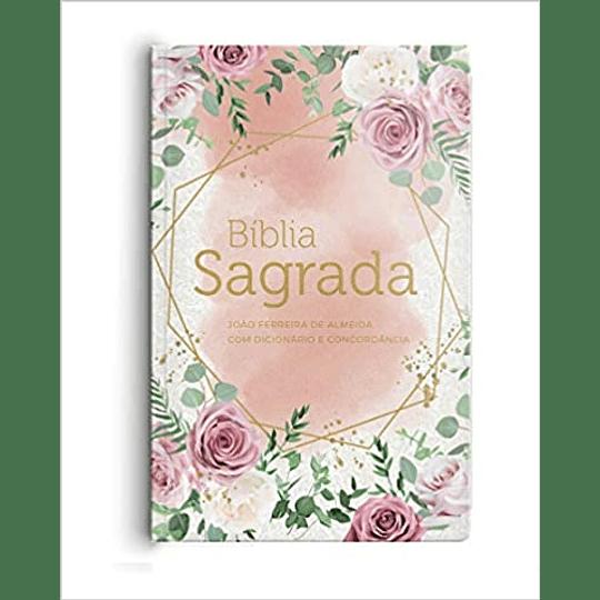 Biblia sagrada João Ferreira de Almeida com Dicionário e Concordância