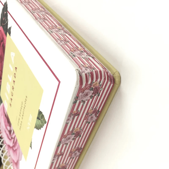 Bíblia Sagrada NVI Anote Espiral Floral