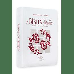 BÍBLIA DE ESTUDO DA MULHER | BRANCO (ARC057BMW)