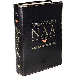 BÍBLIA DE ESTUDO NOVA ALMEIDA ATUALIZADA
