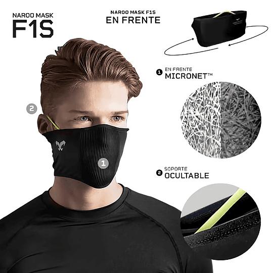 Mascarilla Filtrante Lavable F1S