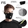 Mascara Filtrante Lavable F1S