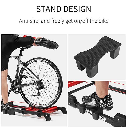 Rodillo de Entrenamiento Bike Roller Deuter (Disponibilidad Inmediata)