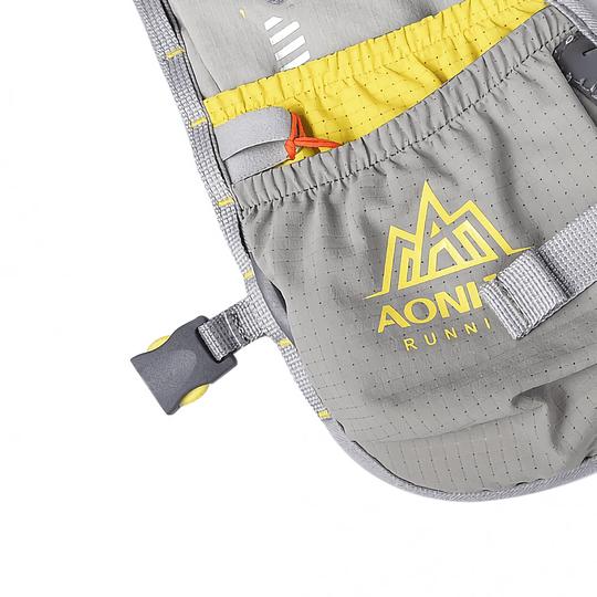 Mochila de Hidratación Windrunner Bold  5L Yellow - AONIJIE