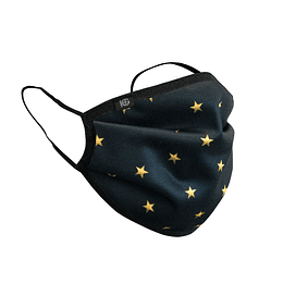 Mascarilla Reutilizable  Women STARS - SPORT HG