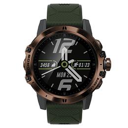 Smartwatch Coros VERTIX - Verde Bronce