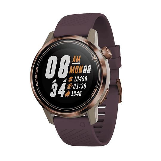 Smartwatch Coros APEX - 42mm Gold