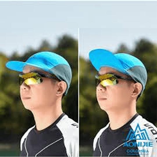 Gorra Ultralight Blue