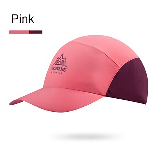 Gorra Ultralight Pink