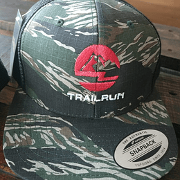 Trucker Cup - Tiger Camo TRAILRUN ®