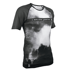 Polera Masculina I am the Storm