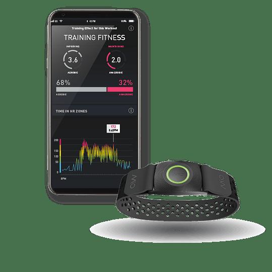 MIO POD - Monitor de Frecuencia Cardiaca