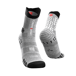 Calcetín Trail V3 Grey Melange - NEW