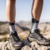 Calcetín Trail V3 Grey Melange - NEW