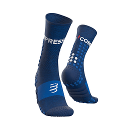 Socks Ultra Trail Blue Melange- NEW