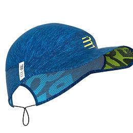 Pro Racing Cap Blue Melange -NEW