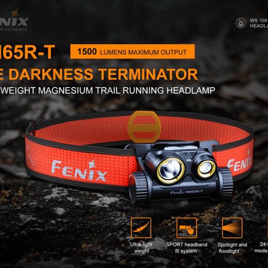 Linterna Frontal HM65R-T - Fenix (1500 lúmenes)