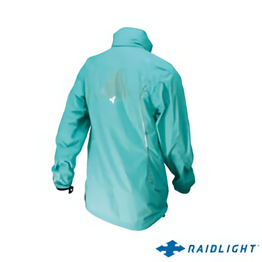 Chaqueta Impermeable Top Extreme MP+ Mujer Turquoise - RAIDLIGHT
