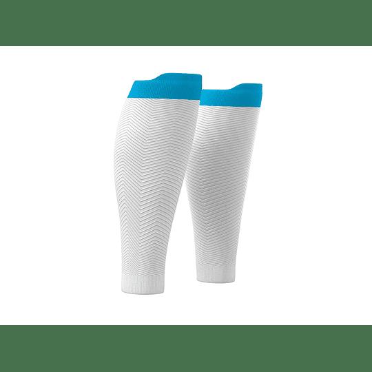Gemeleras R2 Oxygen Blancas - Compressport