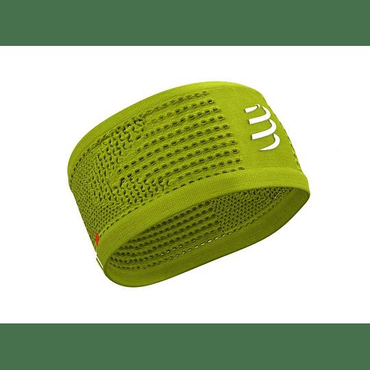 Headband On/Off Lime - Compressport  - NEW