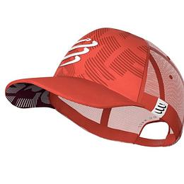 Trucker Cap Red/Clay- Compressport - NEW