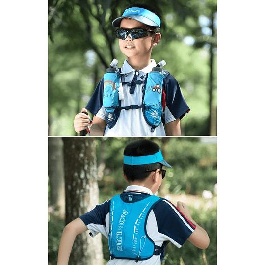 Mochila BOLD NIÑOS (6 a 12 años)