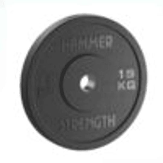 Par Discos Olimpicos Bumper 15 Kg (Par)