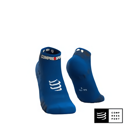 Calcetin Low Pro Racing Blue Lolite