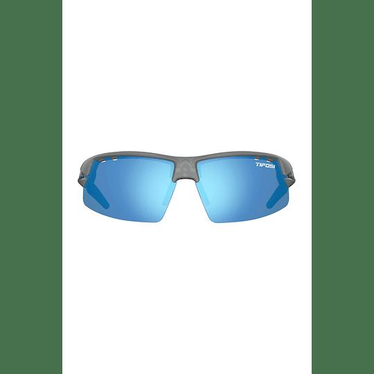 Lentes CRIT - Matte Smoke Blue Polarized