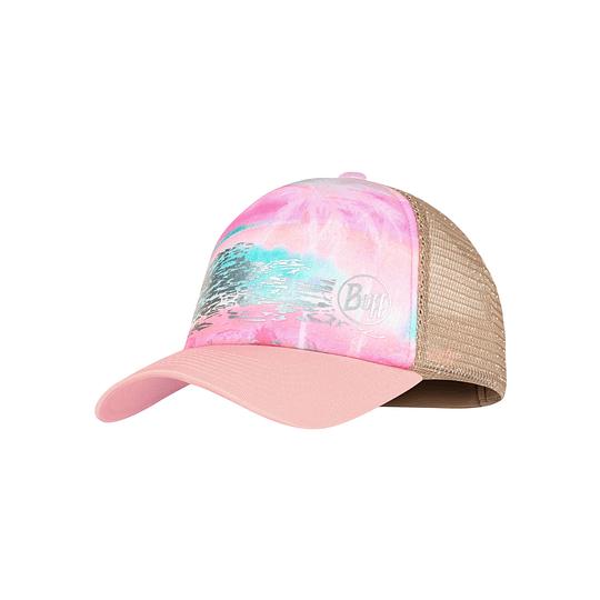 Trucker Cap Zina Pink Pink - BUFF
