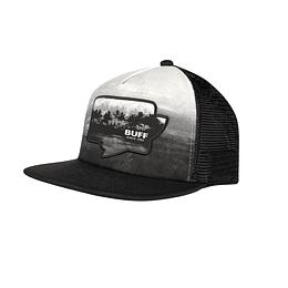 Jockey BUFF Trucker Cap Sendel Black - BUFF