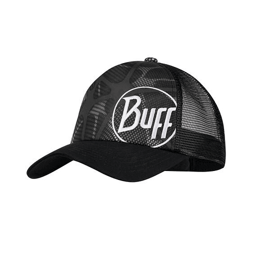 Jockey BUFF Trucker Cap Ape-X Black